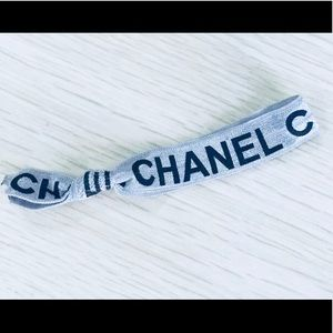 Authentic Chanel VIP Gift Hair Ties*3